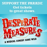 2018-Discount Tickets to Desperate Measures