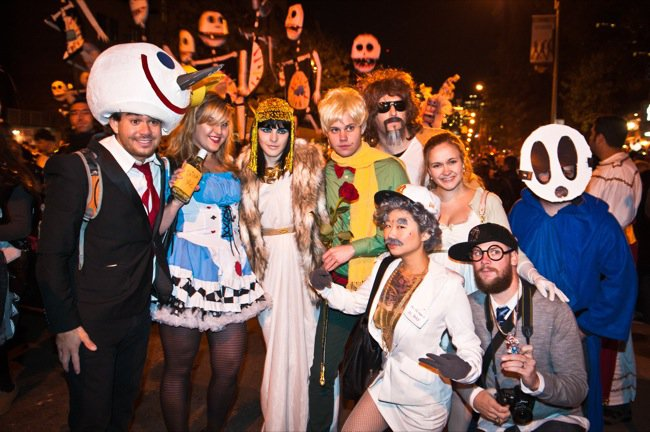 Nyc Halloween Parade Nyc 2020 Participate   NYC Village Halloween Parade