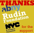 ABNY NYC Co Foundation Rudin Foundation