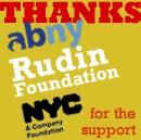 ABNY NYC Co Foundation Rudin Foundation