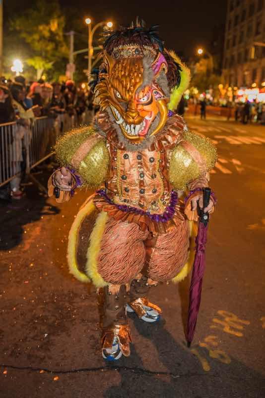 Home   NYC Village Halloween Parade